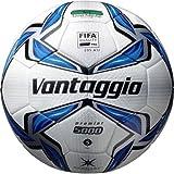molten(モルテン) サッカーボール ヴァンタッジオ5000 プレミア 5号 ホワイト×ブルー F5V5003