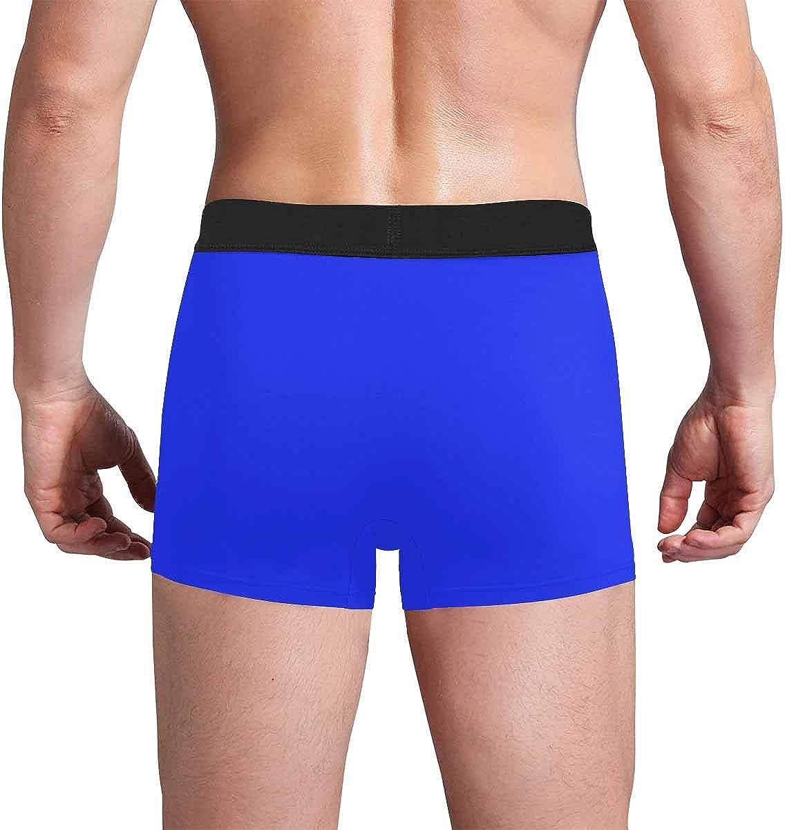 XS-XXXXXL Custom Boxers Face in The Heart Underwear Short Pants for Men