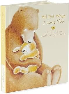 Hallmark Recordable Storybooks KOB1097 All The Ways That I Love You (Original Version)
