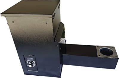 "Direct Igniter 12"" Pellet Hopper Assembly KIT w/Vertical Controller"
