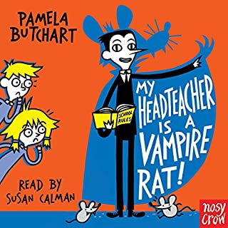 My Head Teacher Is a Vampire Rat cover art