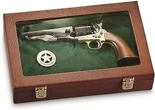 CASTLECREEK Handgun Display Case, Walnut