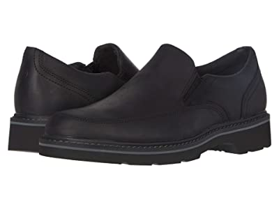 Rockport Charlee Slip-On (Black) Men
