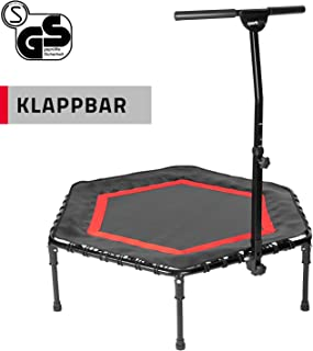 Fitness Trampolin Sport Jumper Minitrampolin Gummiseil Federung bis 150kg