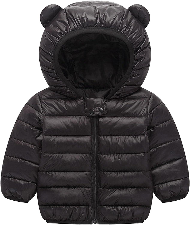 Down Coats Regular dealer for Baby TMEOG Infant Over item handling Girls Boys Toddler Light Winter
