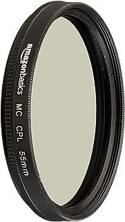 AmazonBasics Circular Polarizer Filter- 55 mm