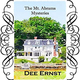 The mt. Abrams Mysteries, Volume One audiobook cover art