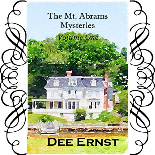 Couverture de The mt. Abrams Mysteries, Volume One