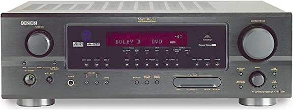 Denon AVR-1906 7 Channels Home Theater A/V Receiver