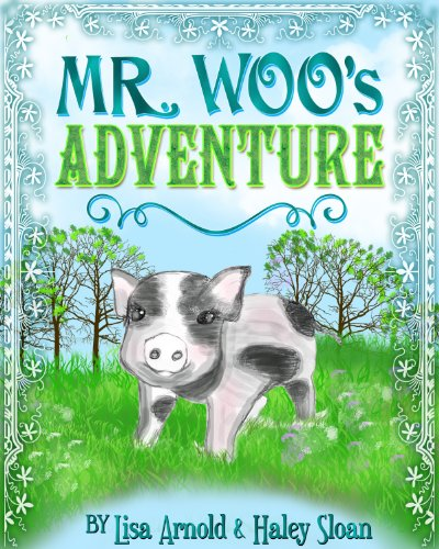 Mr. Woo's Adventure (Mr. Woo's Adventures Book 1) (English Edition)