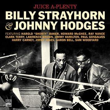Juice A-Plenty. Billy Strayhorn & Johnny Hodges