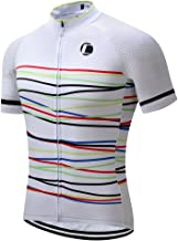 Coconut Ropamo Summer Men Cycling Jersey Road Bike Shirt Short Sleeve Breathable 100% Polyester
