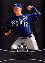 Baseball MLB 2010 Bowman Platinum Prospects #PP22 John Lamb #PP22 NM+ Royals