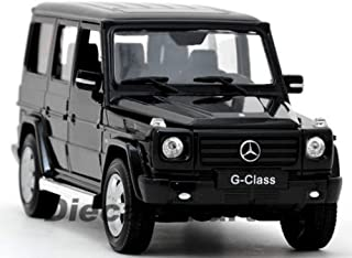 Unbranded Welly 1:24 2012 Mercedes-Benz G-Class G Wagon SUV New DIECAST Model CAR Black