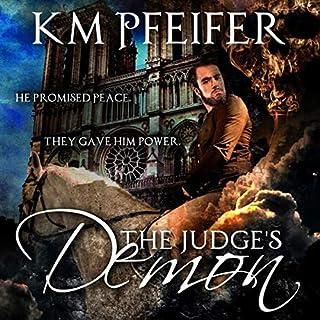 The Judge's Demon audiobook cover art