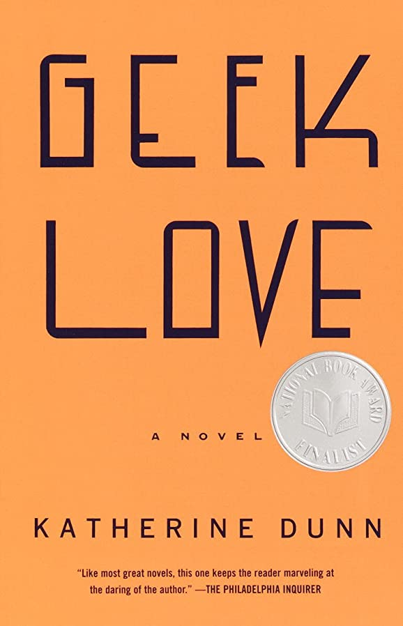 世界記録のギネスブック刺繍ぼかすGeek Love: A Novel (Vintage Contemporaries) (English Edition)