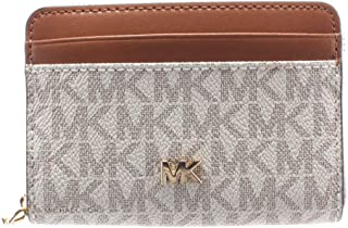 MICHAEL KORS Womens Zip Around Coin Card Case