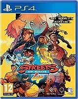 Streets Of Rage 4 (PS4) (輸入版)