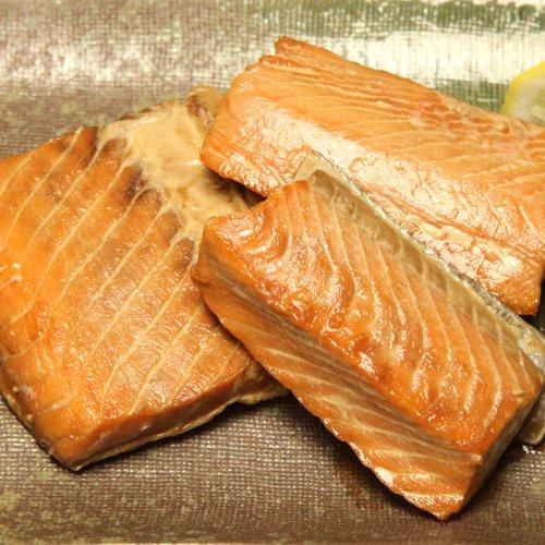 鮭の焼漬(4切入)×2点セット/新潟 村上 鮭 特産品 焼漬け お弁当 おかず おつまみ