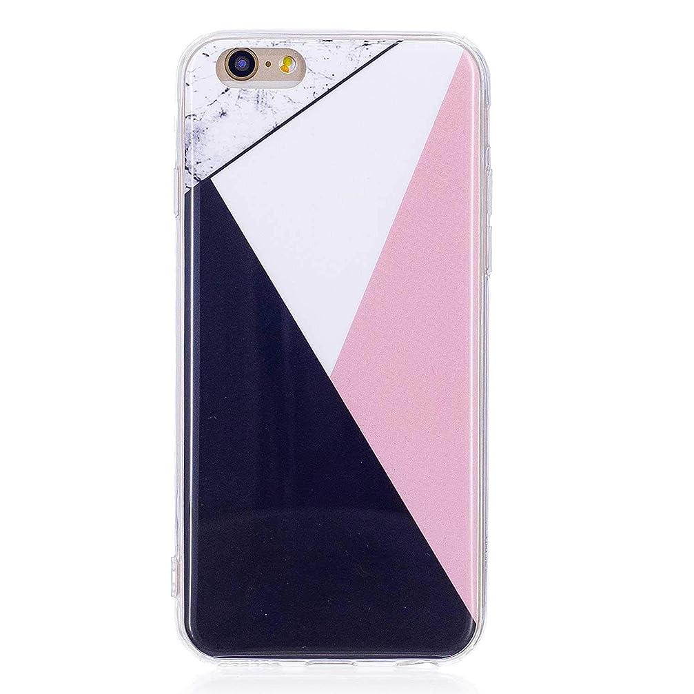 ハードリング豊富に離婚iPhone 6 Plus/iPhone 6S Plus ケース カバー, CUSKING ソフト シリコン 保護ケース Apple iPhone 6 Plus/Apple iPhone 6S Plus 対応, 衝撃吸収 耐摩擦 滑り防止 かわいい 柄, 模様 1
