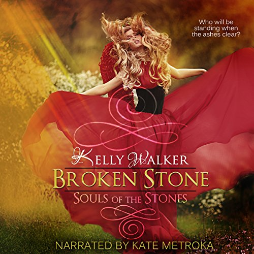 Broken Stone audiobook cover art