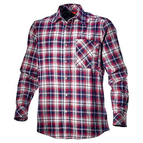 Diadora, shirt Check, heren flanel shirt
