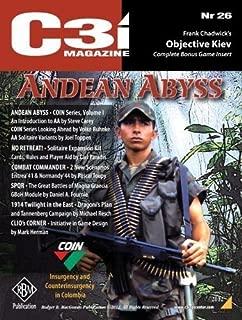 GMT: C3i Magazine #26 including Objective Kiev Board Game