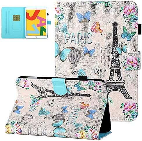 UGOcase iPad 8th Generation 2020 Case with Pencil Holder iPad 7th Gen 2019 Case with Card Slots product image