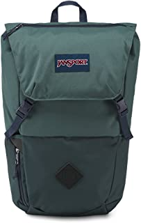 JanSport Pike Backpack Frost/Teal/Dark Slate
