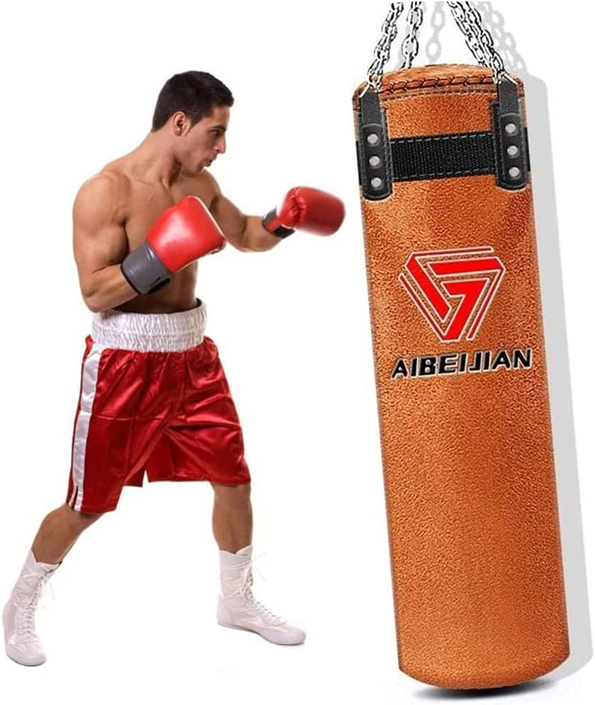 H.Q Unfilled Charlotte Mall Hanging Sale special price Boxing Bag-Fitness Bag-Kickbox Punch