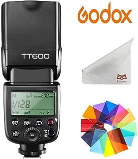 GODOX TT600 フラッシュ スピードライト マスター/スレーブフラッシュ with 内蔵 2.4G ワイヤレストリガ・システムGN60 Canon・Nikon・Pentax・Olympus DSLR その他のデジタルカメラ用