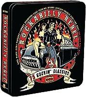 The Rockabilly Rebel: 75 Original Rockin' Classics by Various Artists