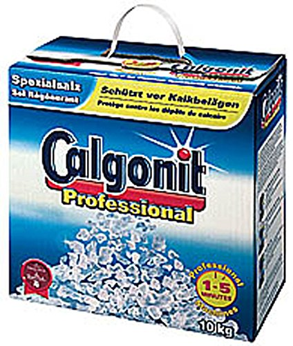Sachet de 10KG de sel régénérant pour lave-vaisselle