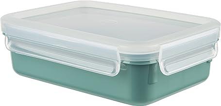 Emsa N10127 Clip & Close Color Edition vershouddoos | 0,8 liter | 100% lekvrij/hygiënisch | BPA-vrij | vaatwasser, magnetr...