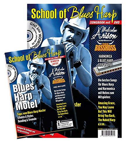 School of Blues Harp: Blues Harp Motel
