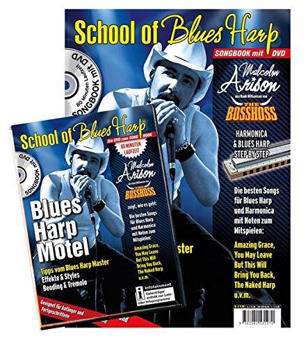 School of Blues Harp: Blues Harp Motel