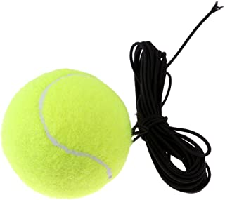 HOMYL Professional Tennis Training Ball on String Rope for Drill Exercise Rebound Trainer