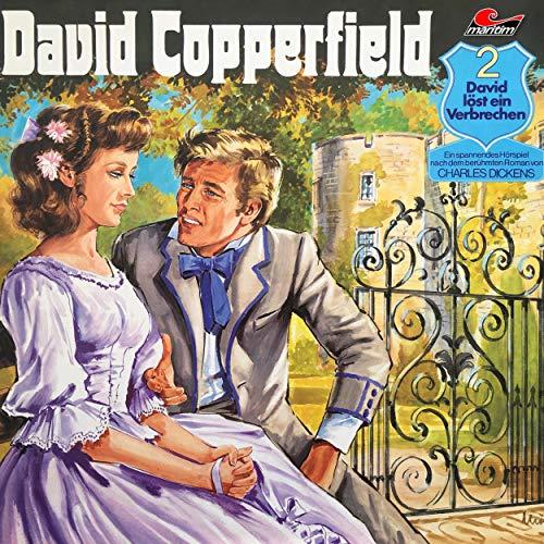 David löst ein Verbrechen Titelbild