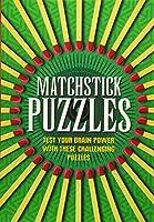 Matchstick Puzzles (Puzzle Books)