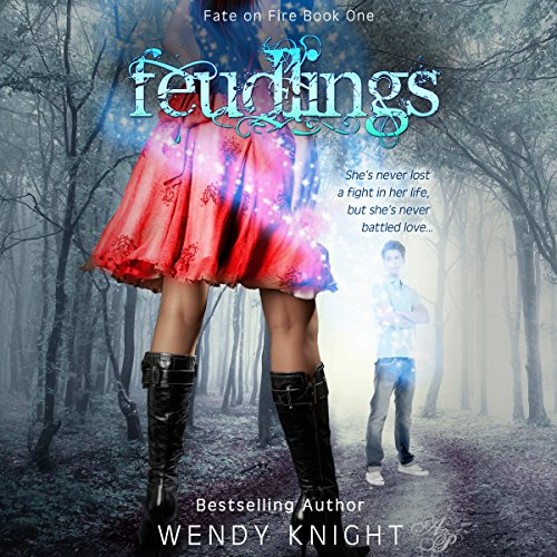 Feudlings audiobook cover art