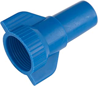 Gardner Bender 10-089 WingGard Twist-On Wire Connectors, 14-6 AWG, Electrical Wire Nut, 50 pk, Blue