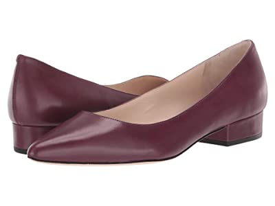 Cole Haan Vesta Skimmer (Winetasting Leather) Women