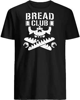 Bread Club-Satoshi Kojima T-Shirts for Women Men Girl Boys Cute