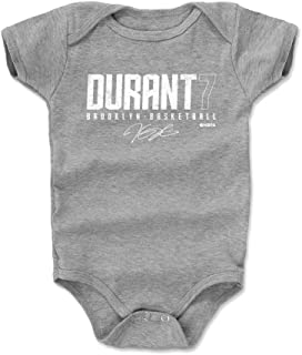 500 LEVEL Kevin Durant Brooklyn Basketball Baby Clothes & Onesie (3-24 Months) - Kevin Durant Elite