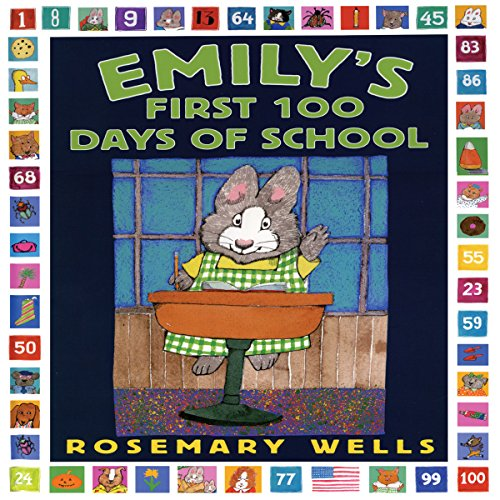 Emily's First 100 Days Of School audiobook cover art