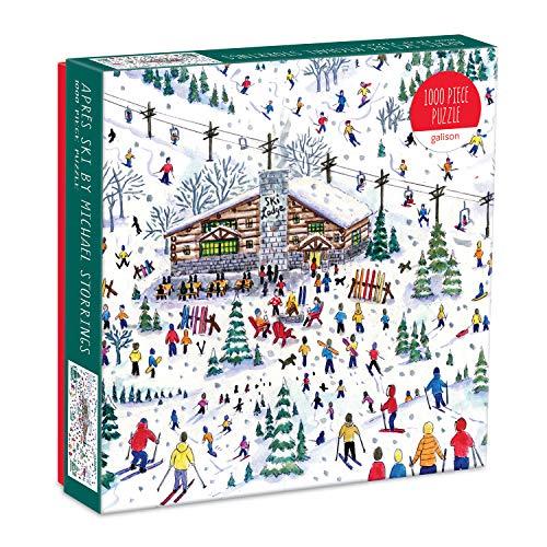 Michael Storrings Apres Ski 1000 Piece Puzzle