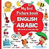 Best Arabic Books - My first picture book English Arabic, 250 words Review