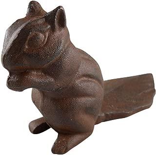 Cast Iron Squirrel Door Wedge