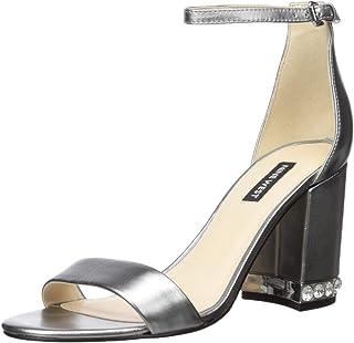NINE WEST Women's Wnabigail Heeled Sandal