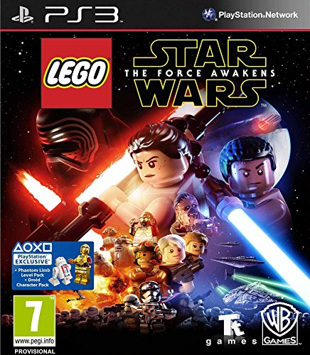 Lego Star Wars - The Force Awakens PS3